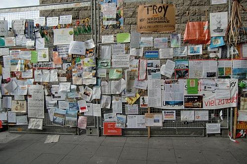 Die Stuttgarter Mauer